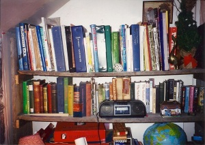 Books, old and new