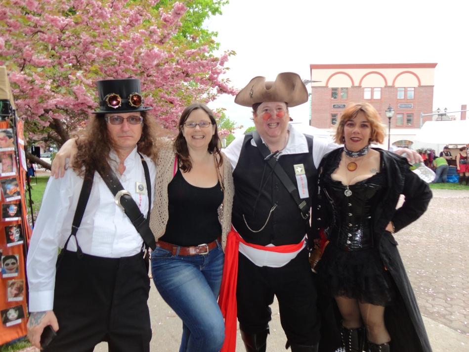 Steampunk Event