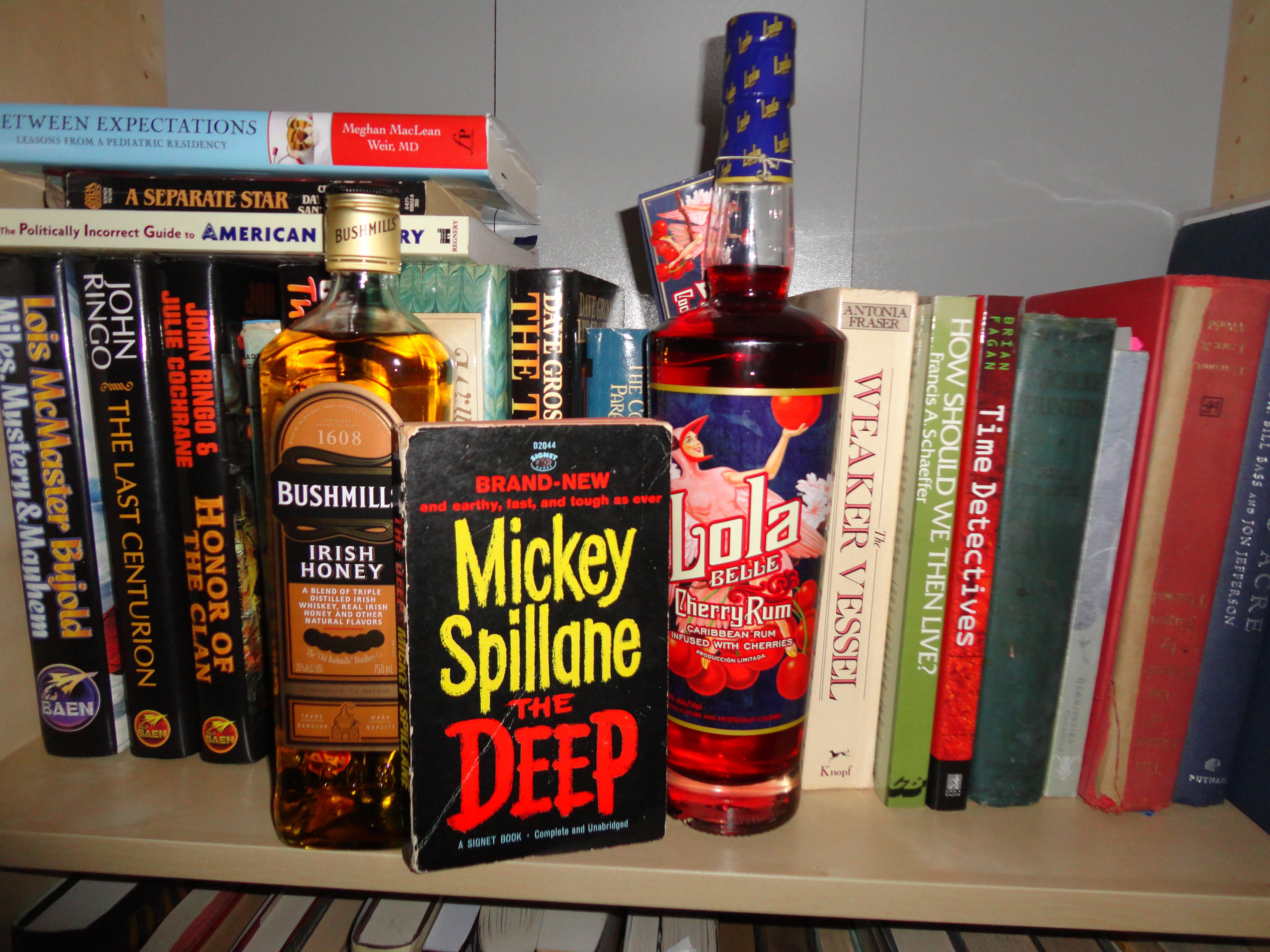 Cedar's Bookshelf