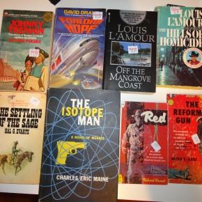 Book Hunting