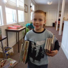 LibertyCon, Reading, and a BookBomb