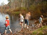 Salmon Brook, Sanbornton