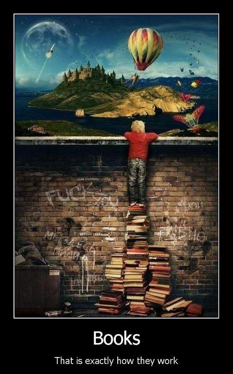 Books Open Doors