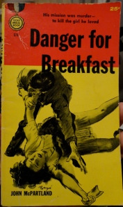 Danger for Breakfast