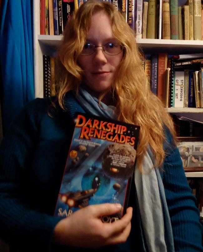 Sarah Hoyt's Darkship Renegades