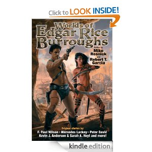 Worlds of Edgar Rice Burroughs