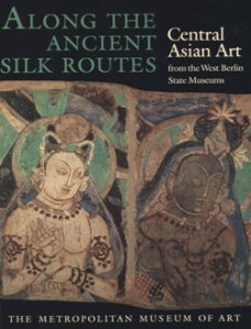 Along the Ancient Silk Routes, one of many books now available free online.