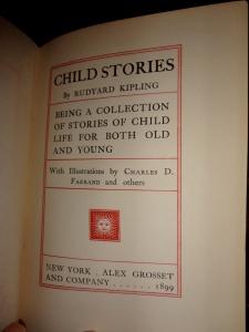Kipling Child Stories