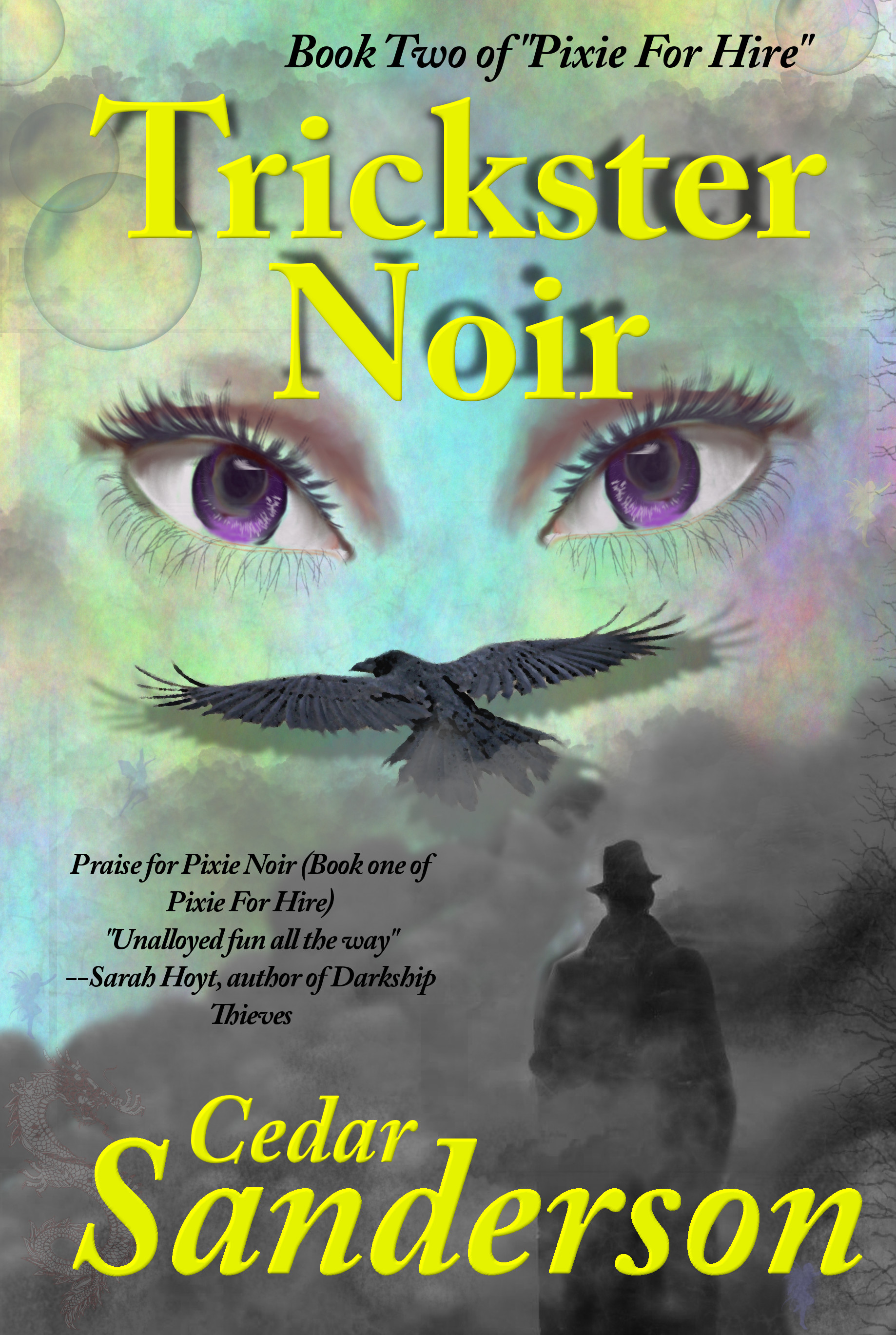 Fantasy Book Cover Artists For Hire : Trickster noir snippet cedar writes