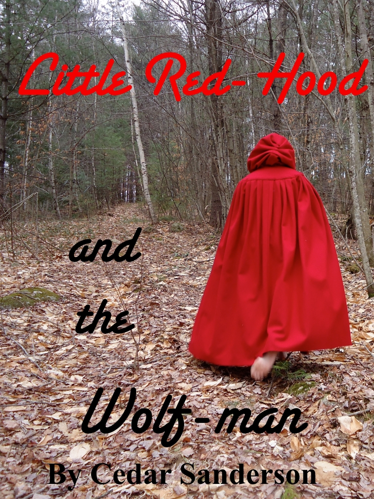 little red-hood cover