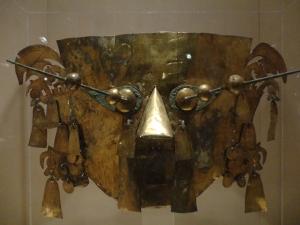 Peruvian Death Mask