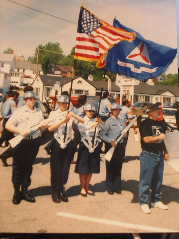 civil air patrol cadets