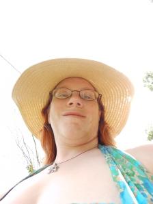 Garden hat Cedar Sanderson