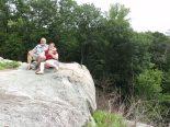 Mowbray Trailhead Overlook