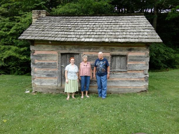 Mud daub cabin