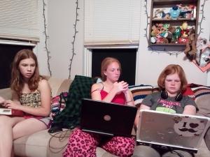 my Geek Girls