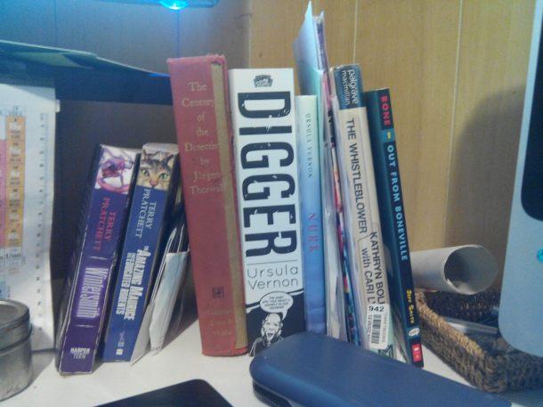desk books