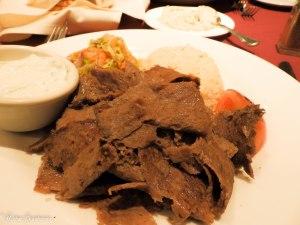 lamb and beef kebab
