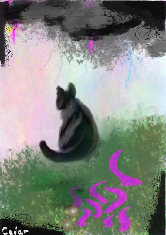 Lovecraftian cat cthulhu