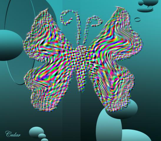 Psy Butterfly
