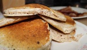 nut meal pancakes