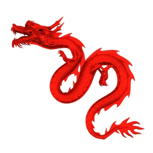Dragon element I may use on the cover. Stock art