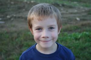 Johann blue eyes