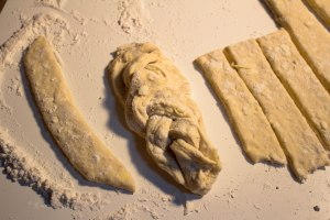 braided dough